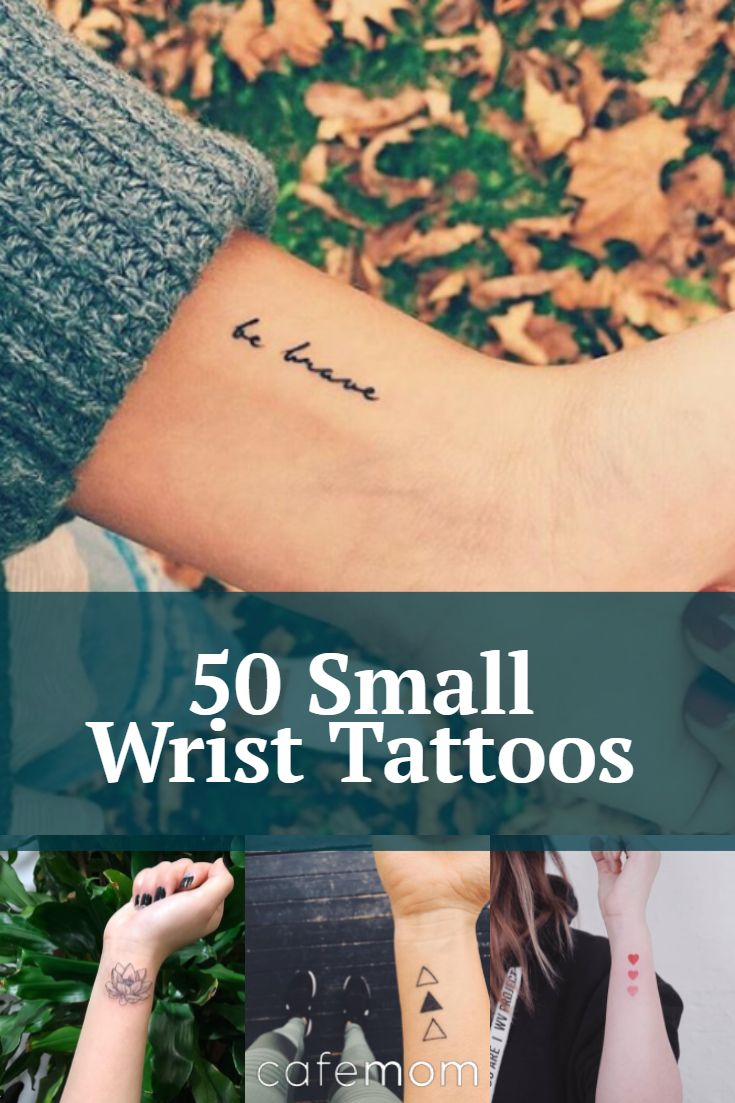 gorgeous small wrist tattoos to always flaunt tattoos