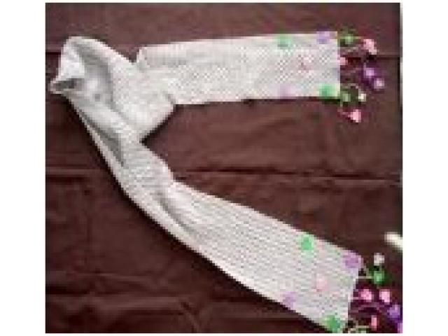 100% Cottn Hand Made Crochet Stole For More Details: http://www.agribazaar.co/index.php?page=item&id=1700