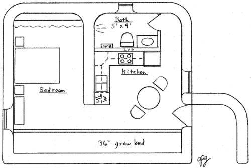 3-earthbag-tiny-house-plans-earth-bermed