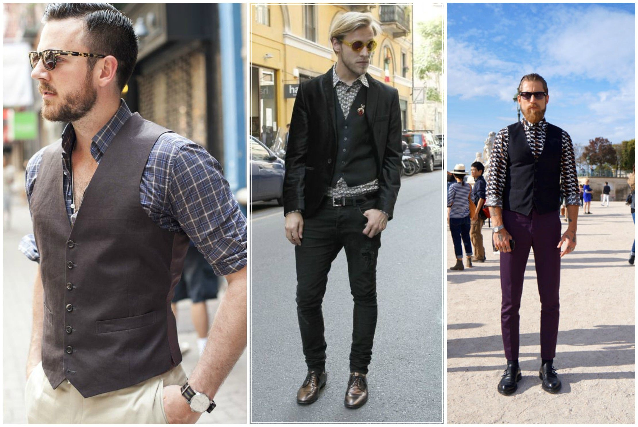 Men: Stylish fashion inspired by david bowie recommend to wear for on every day in 2019