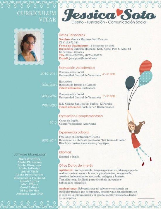 resume-designs-inspiration-cv-013 Sweet resume designs Pinterest - resume design inspiration