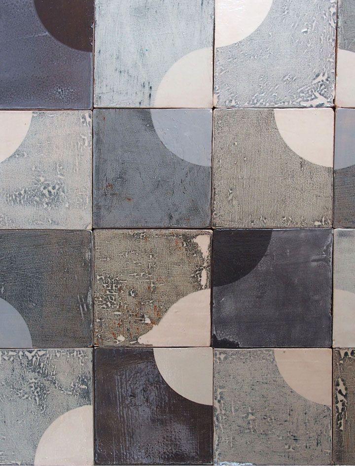 quarter circle tiles 4 elle decoration nl ground beneath my feetquarter circle tiles 4 elle decoration nl