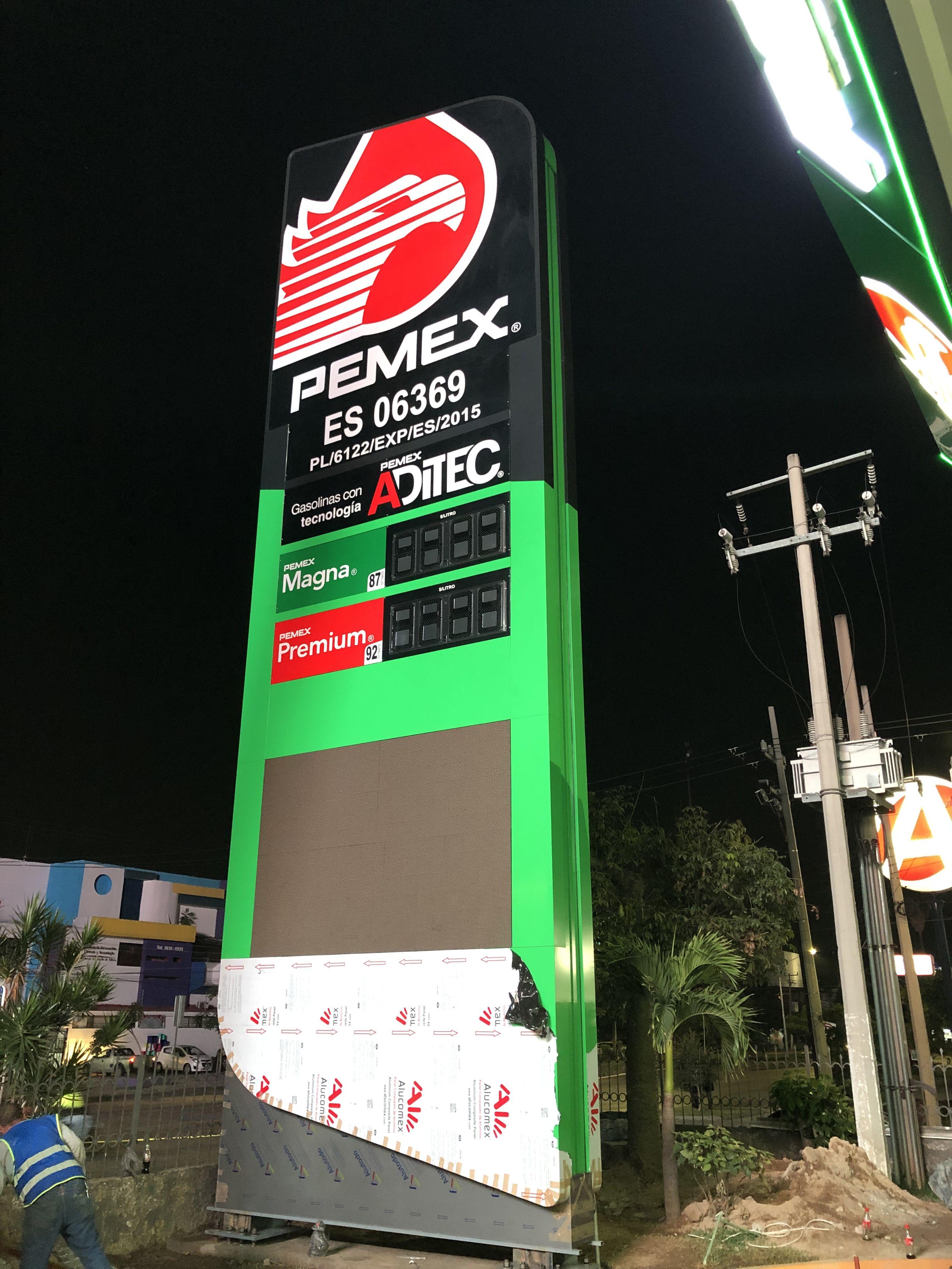 Imagen de درغام للطباعة الإعلانية en sign Gasolinera