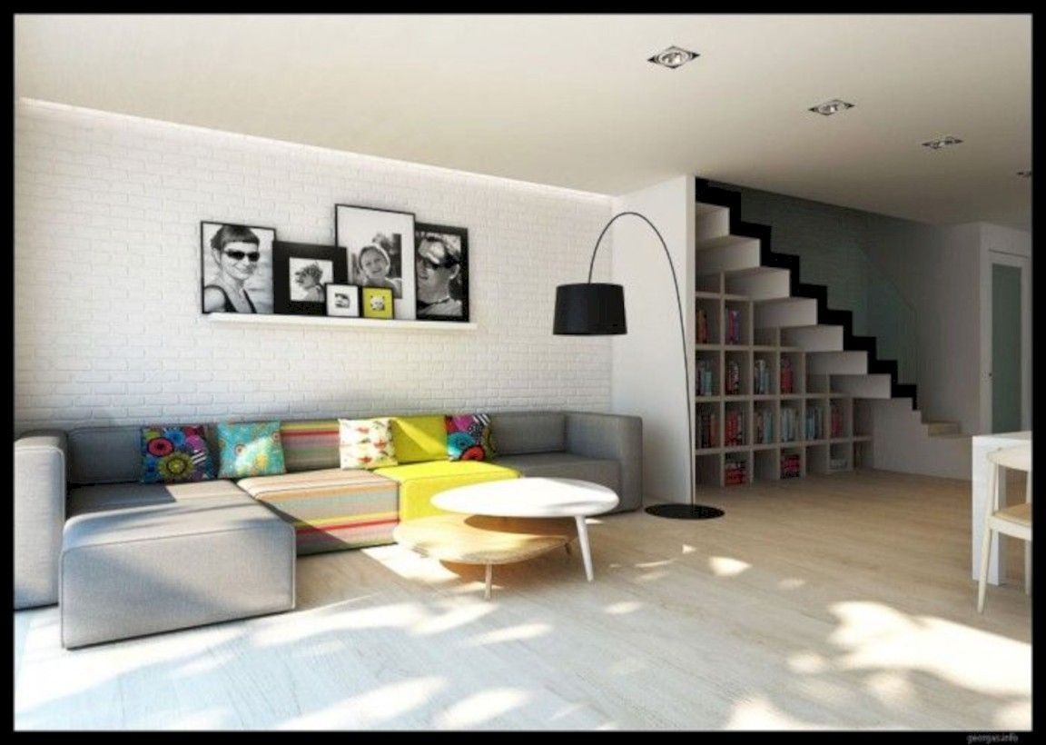 Home interior ideas wall cool  lifely brick wall design for home interior ideas more at