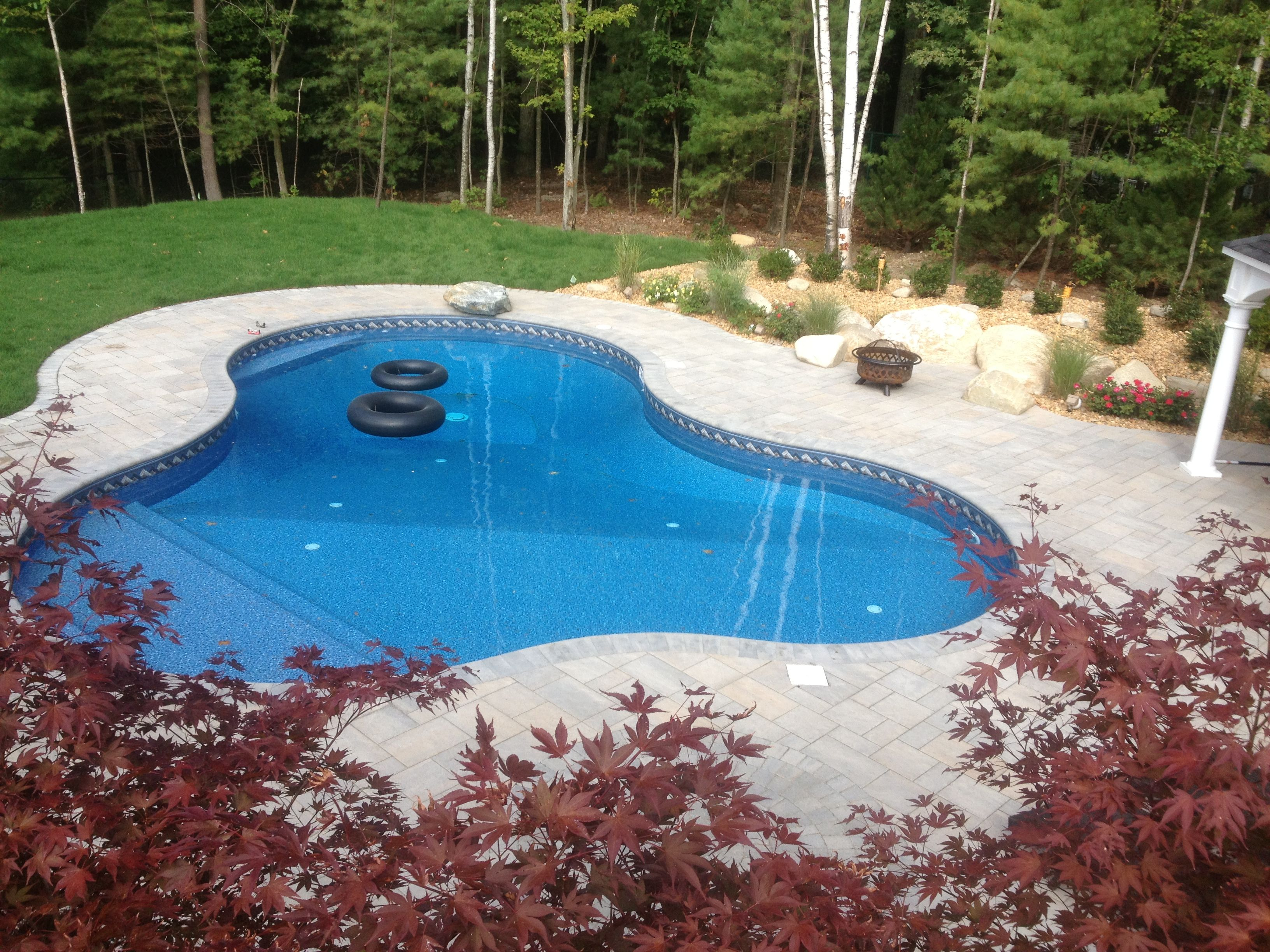 Massachusetts Inground Pools Designed And Built With Innovation And Cutting  Edge Technology In Mind. We Push The Limits Of Vinyl Liner In Ground Pools  In MA