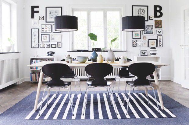 Black-and-White Scandinavian-Style \u2013 Bianca Hegedüs House zeta