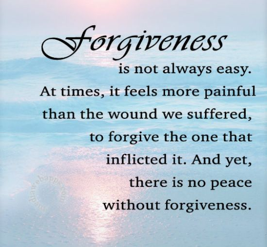 Genial The Truth About Forgiveness. So TrueInspirational QuotesOpen ...