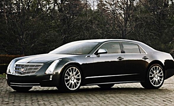2017 Cadillac Fleetwood Redesign Sedan 2016carspecs