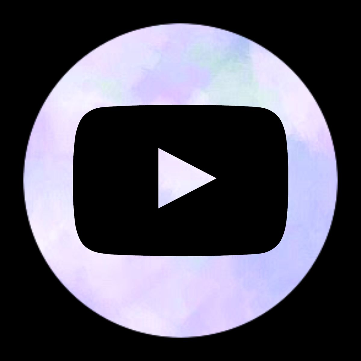 Youtube Icon In 2020 Purple Wallpaper Iphone App Icon Iphone Wallpaper Tumblr Aesthetic