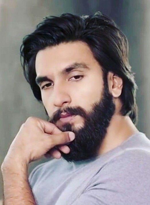 Ranvir Singh Ranveer Singh Beard Ranveer Singh Hairstyle Ranveer Singh