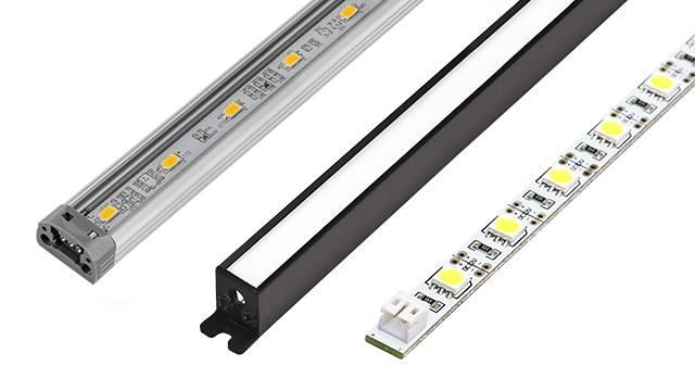 Waterproof Linear Led Light Bar Fixture 390 Lumens Bar Lighting Linear Lighting Led Lights