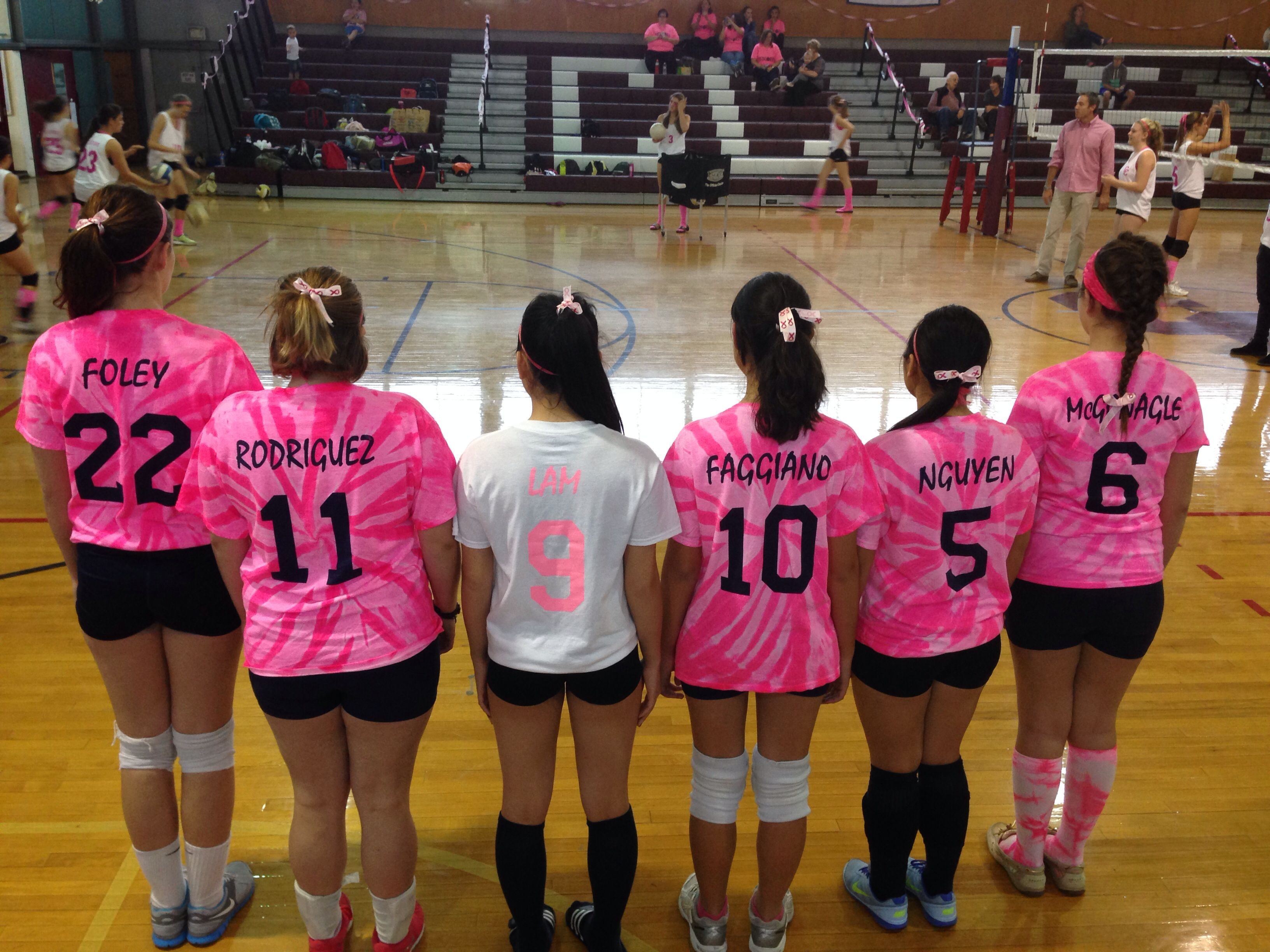 Pin By Brecken Obermueller On Volleyball Dig Pink Dig Pink Volleyball Ideas Volleyball Shirts