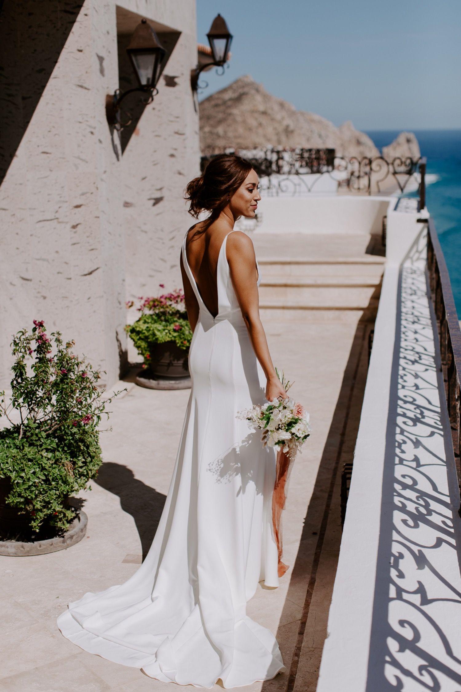 bridalportaits cabo san lucas mexico destination wedding