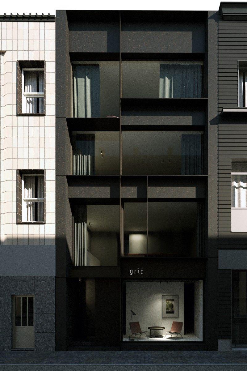 AEL Residential Complex - Elementarchitecten