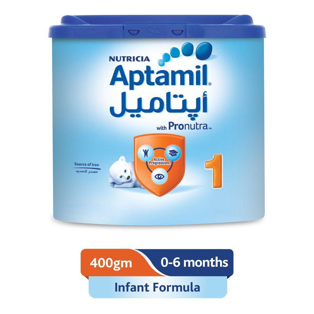Buy Aptamil Kid 4 Growing Up Milk 400g 4 Online 3 Omr Delivery To Muscat Sohar Salalah Nizwa Sur O Formula Milk Aptamil Baby Formula
