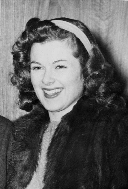 Barbara Hale aka Della Street