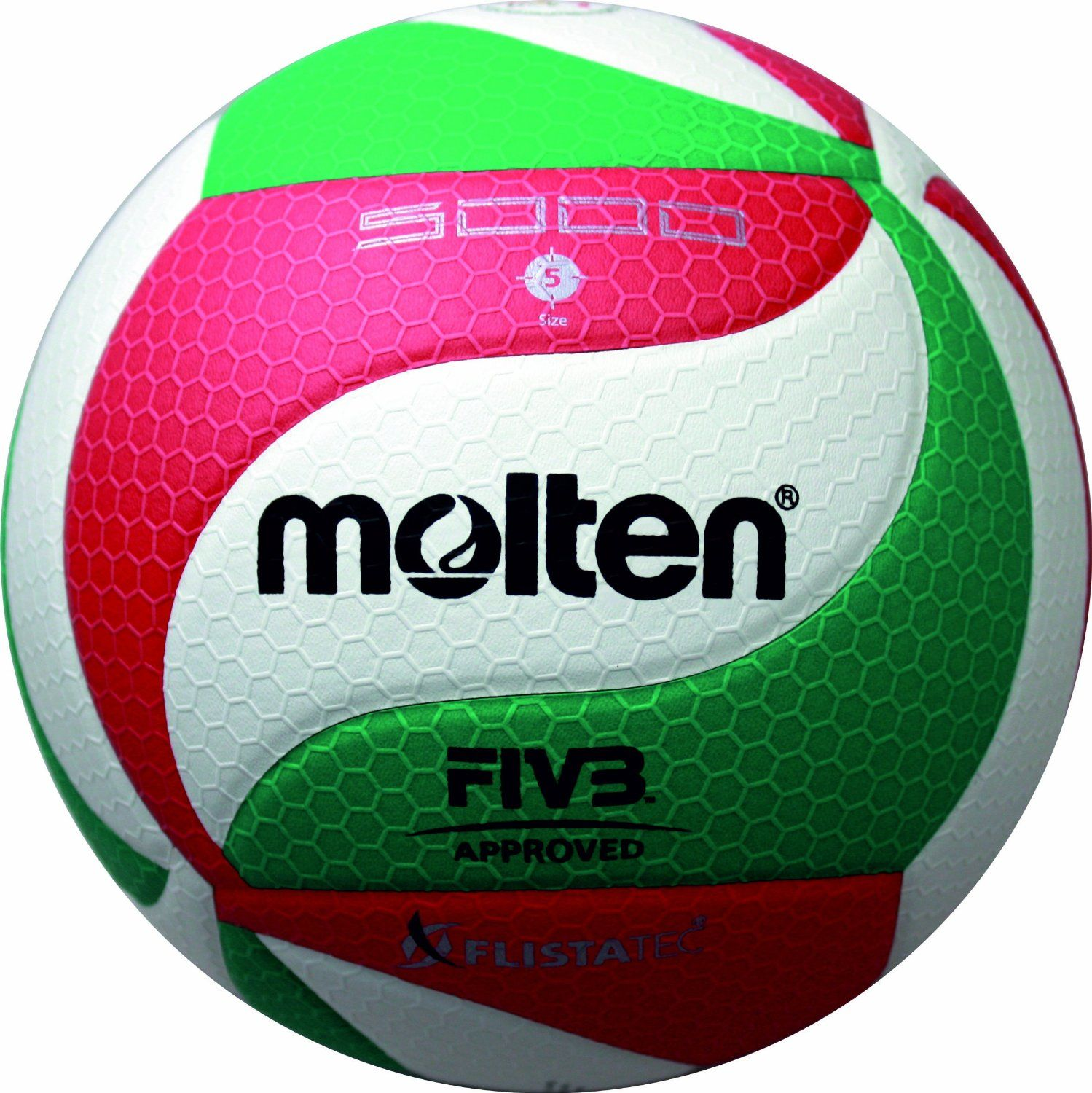Molten Volleyball 5 White Green Red Amazon Co Uk Sports Outdoors Molten Volleyball Volleyball Volleyballs