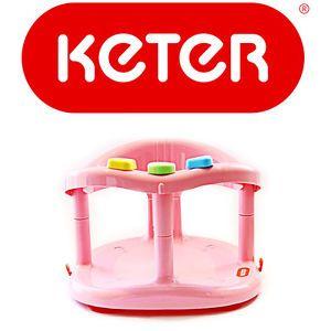 Keter Baby Ring Seatbath Tub Bath Ring Seat Bath Ring For Babies ...