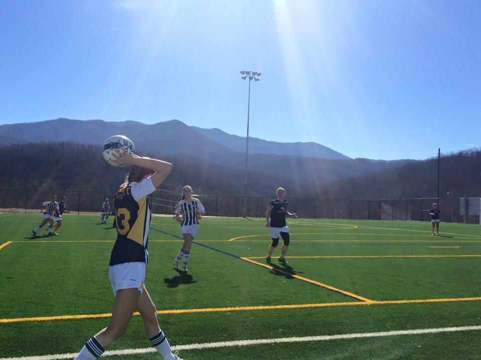 It was a beautiful day for soccer for the Southeast Girls