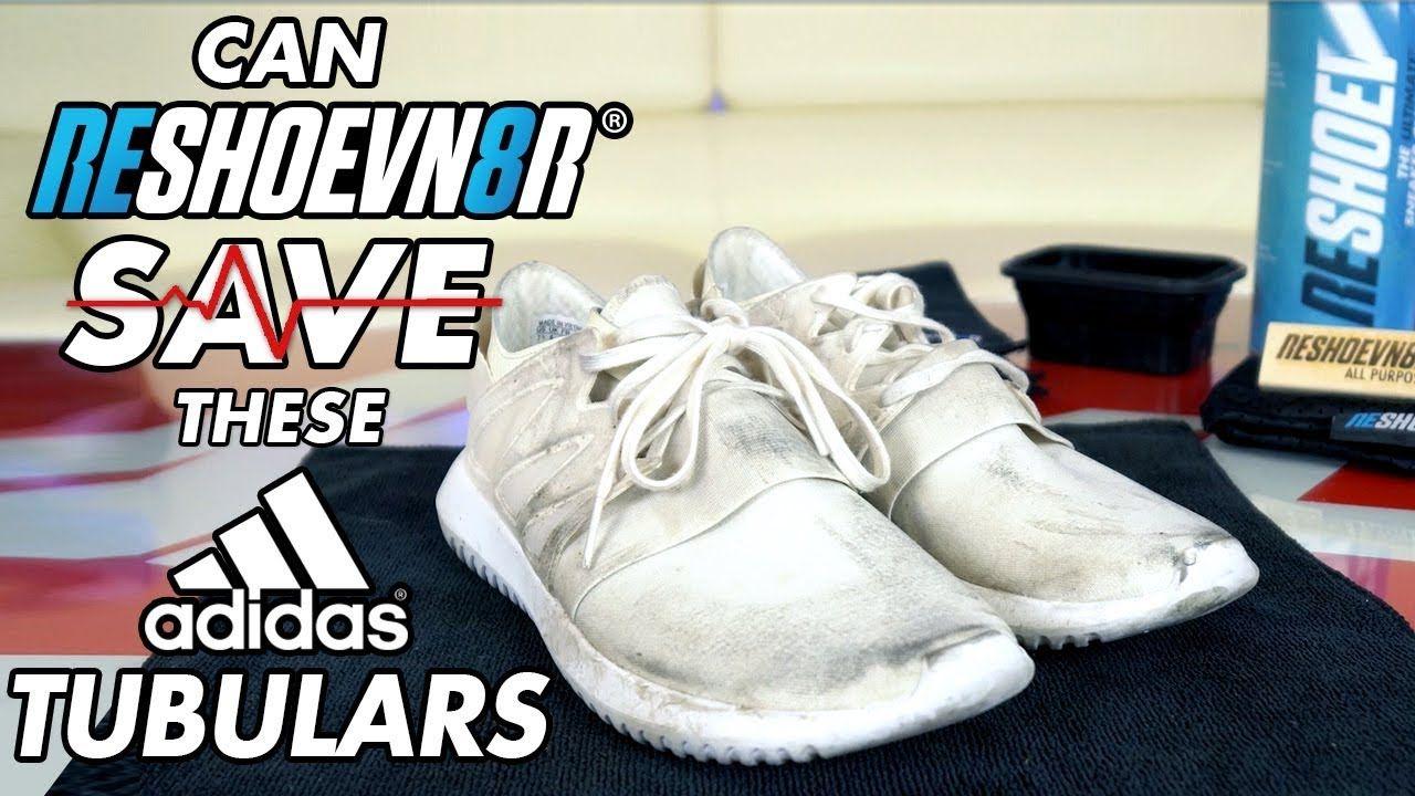 Può reshoevn8r salvare questi tre bianche adidas tra adidas