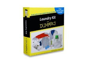 Honey Can Do Ldy 01427 Laundry For Dummies Kit Laundry Guide