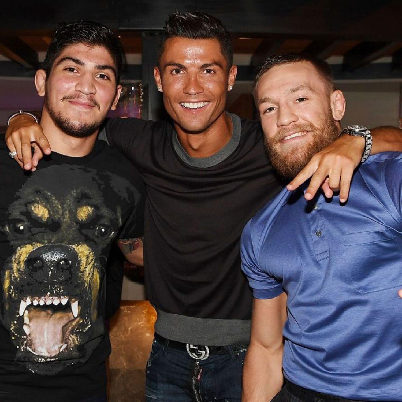 Cristiano Ronaldo And Conor Mcgregor Friendship Has A Real