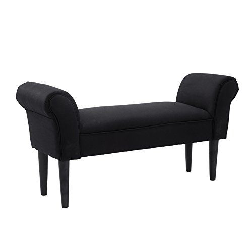 HOM Bed End Side Chaise Lounge Sofa Window Seat Arm Bench