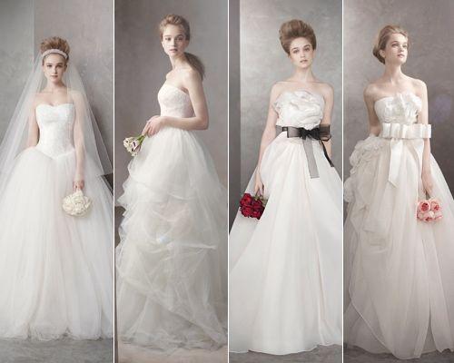 guerra de novias vestido vera wang – vestidos para bodas