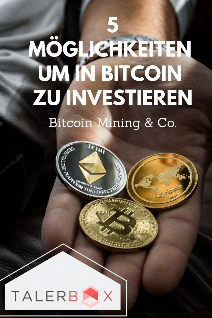 ist tron kryptowährung eine gute investition? bitcoin-mining, um geld zu verdienen