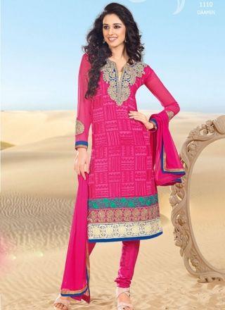 Magenta Stunning Beauty 1110 http://www.angelnx.com/Salwar-Kameez/