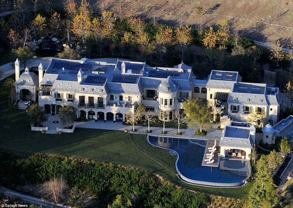 The Us S Most Expensive Homes Of The Year Mansions Celebrity
