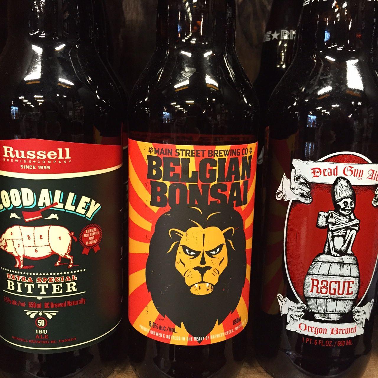 Drink Good Beer With Good Friends Russell Beer Blood Alley Bitter Mainstreetbeer Belgian B Best Beer Craft Beer Beer