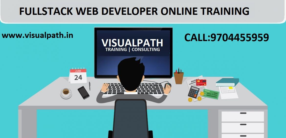 Get trained in Full Stack Web Development.Our Web