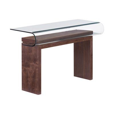 Console Table Canada zuo modern 404064 modern mystic console table | lowe's canada