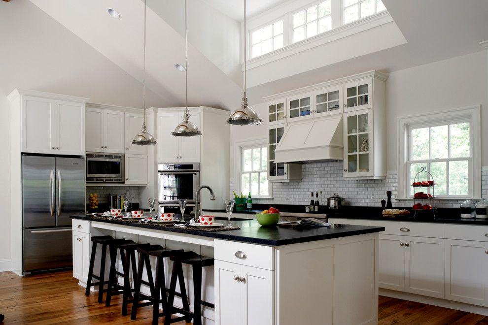Gorgeous Tibetan Barstool Decorating Ideas In Kitchen Farmhouse Design Ideas  With Gorgeous Black And White Kitchen
