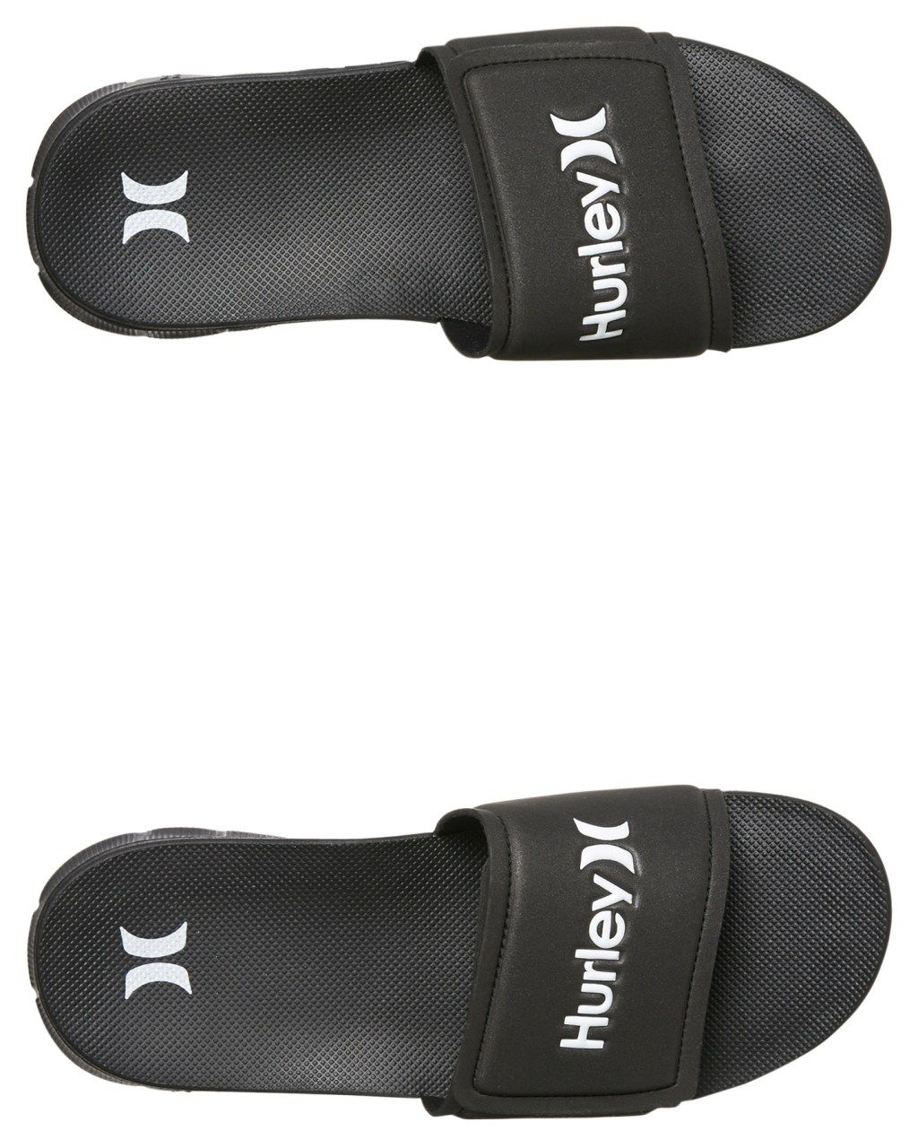 66e261abdaa6 Hurley Fusion 2 Slide Black Mens Walking   Hiking Boots Size 11 ...