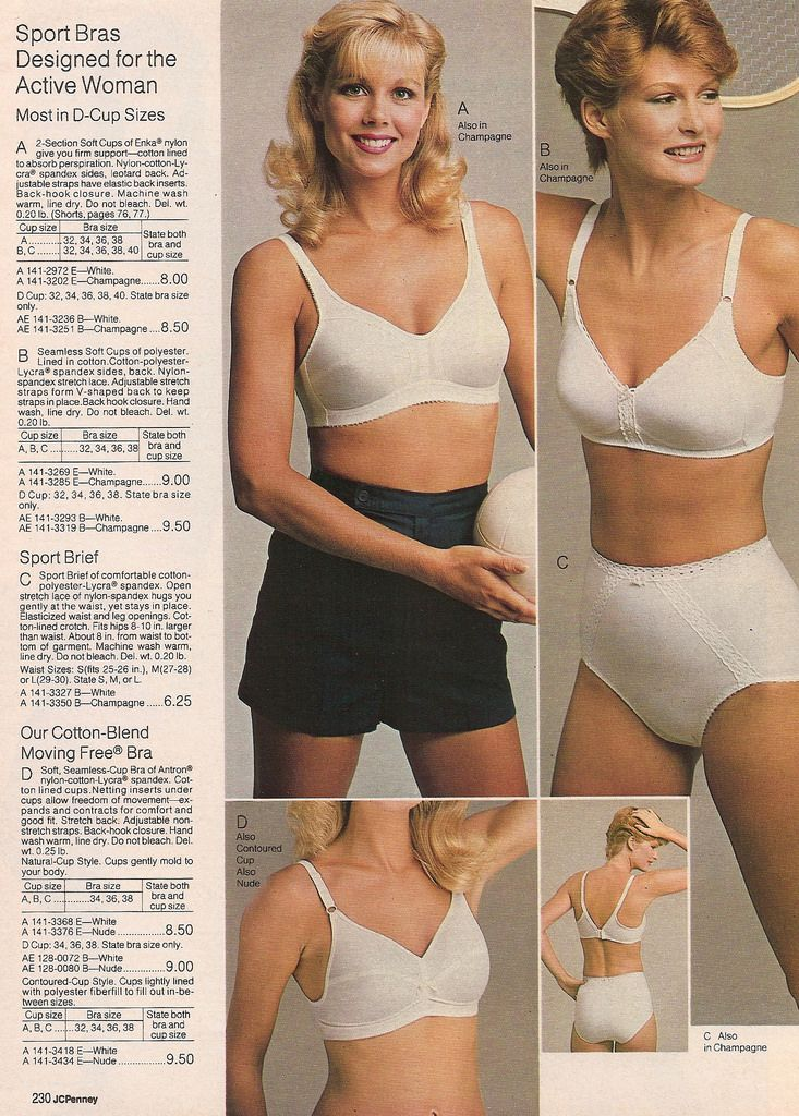Retrospace Catalogs 45 Bra Panties Part 1 My