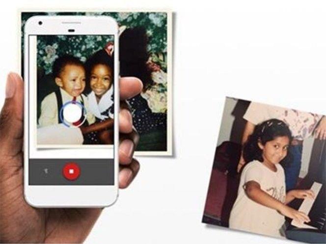 Así puedes recuperar tus fotos viejas utilizando tu celular | El Puntero