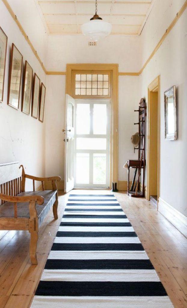 12 Tapis De Couloir Au Design Unique Pour Un Hall Du0027entrée Moderne
