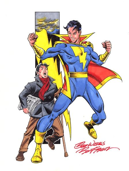 Captain Marvel Jr Shazam Pinterest Captain Marvel Marvel And