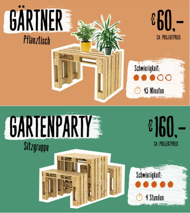 m bel aus paletten einfach selber bauen obi palettenm bel ganz einfach selber gebaut pinterest. Black Bedroom Furniture Sets. Home Design Ideas