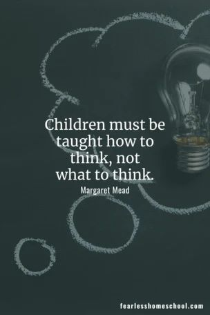 100+ of the BEST homeschooling and education quotes