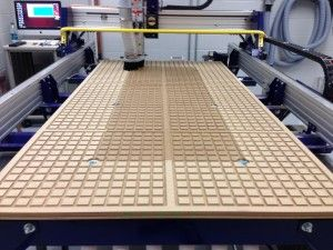 Building The Shopbot Vacuum Table In 2019 Cnc