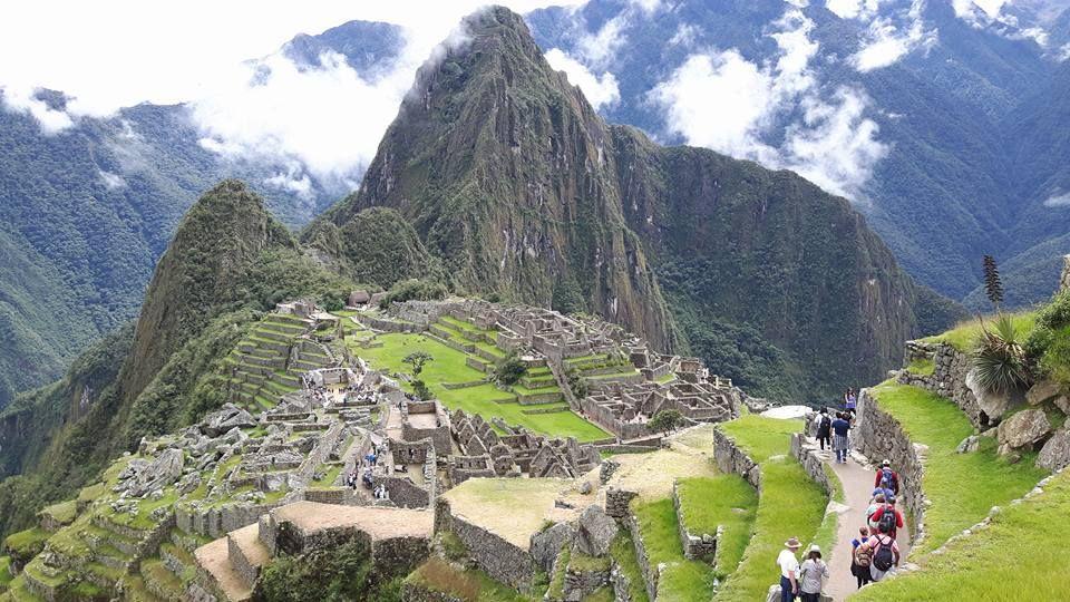 #MachuPicchu, nuestro destino estrella, en #Cusco, #Perú.