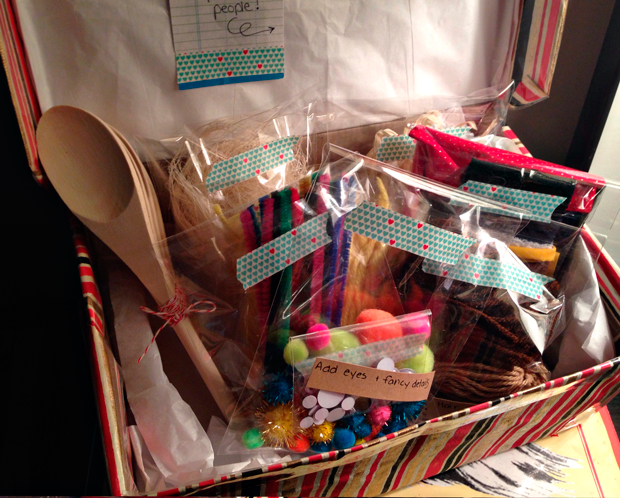 Craft Kits For Kids :: Homemade Christmas Gift Idea