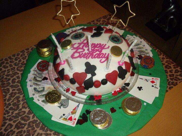 Casino Cake My Homemade Cakes By Denise Shears Of Shear Delight