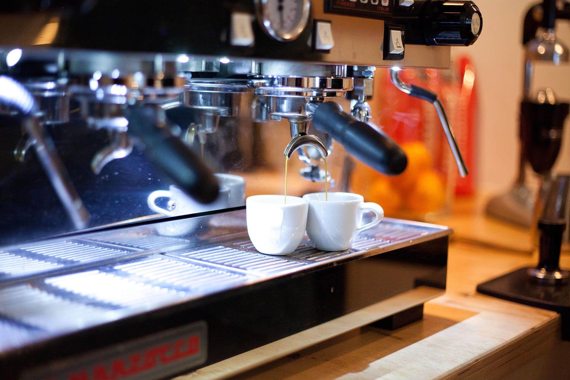 Dein neues Café in Friedrichshain am Boxi. Bei uns gibts