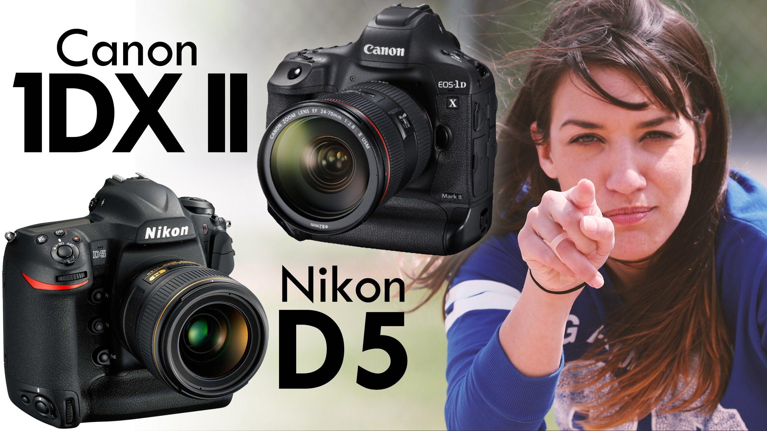 Canon 1dx Mk Ii Vs Nikon D5 6k Sports Wildlife Cameras Sports Photography Nikon Photography And Videography