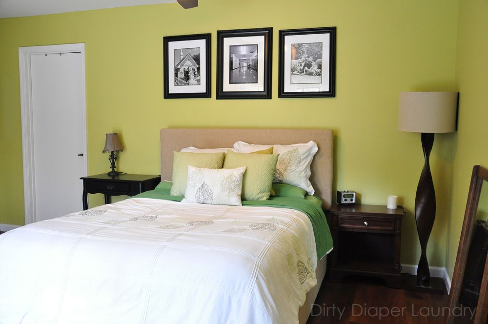 Serene Bedroom In Independent Gold By Sherwin Williams For The Home Pinterest Serene Bedroom