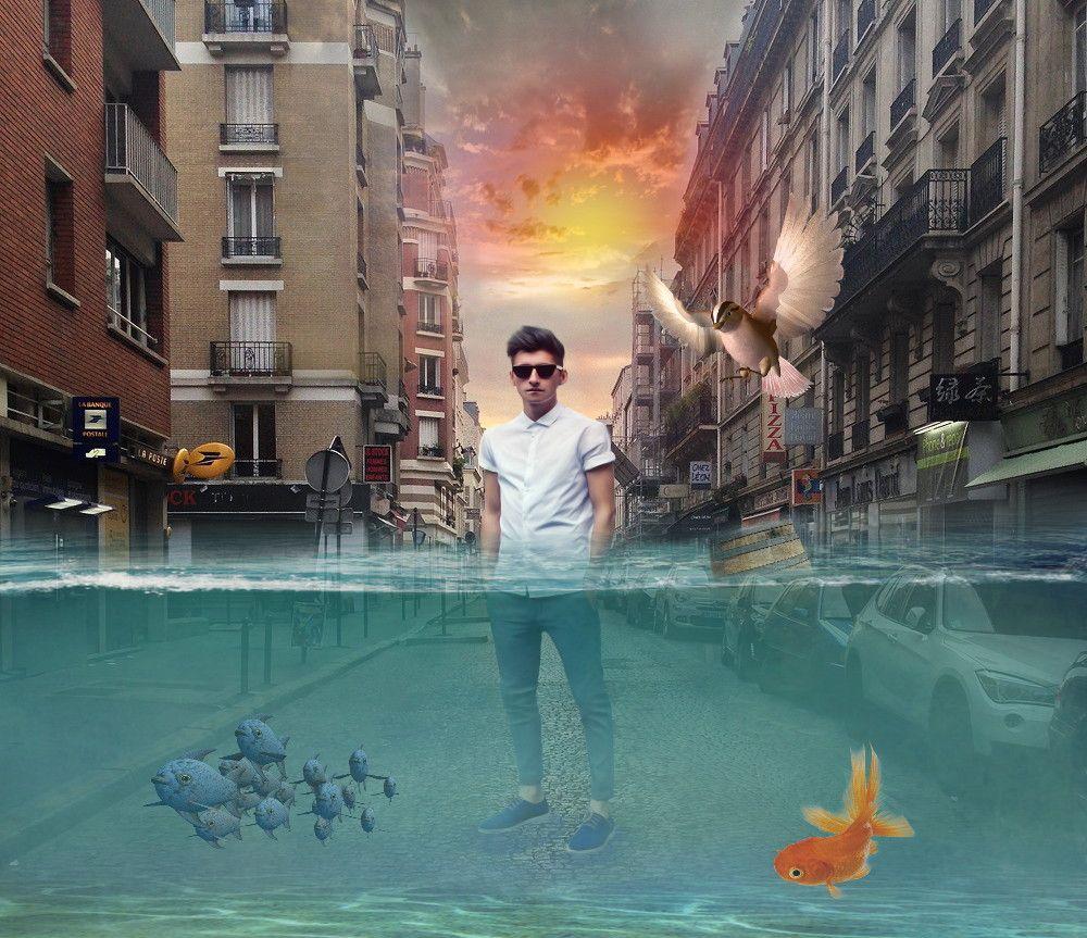 manipulation tutorial underwater android Gambar